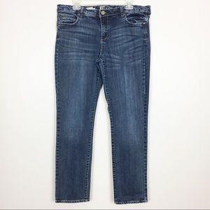 Kut from the Kloth Catherine Boyfriend Jeans- 16